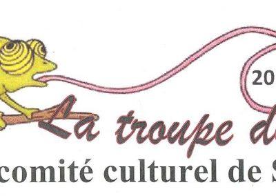 Logo Troupe du Caméléon
